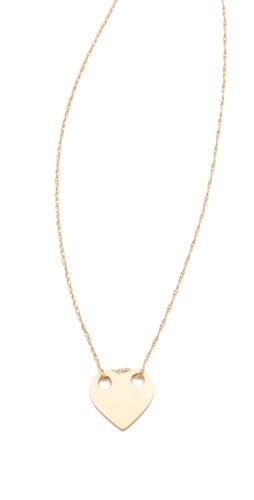 ginette_ny Mini Heart Necklace