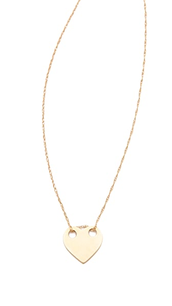 ginette_ny Mini Heart Necklace
