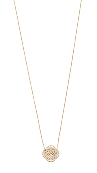 ginette_ny Mini Infinity Necklace