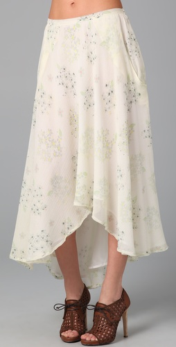 Girl. by Band of Outsiders Althea Skirt