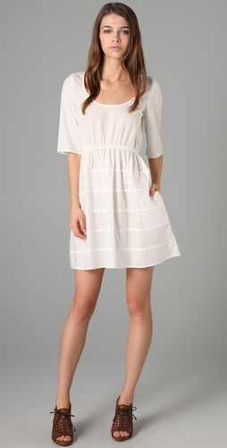 Girl. by Band of Outsiders Adina Dress