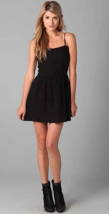 Girl. by Band of Outsiders Bayla Dress