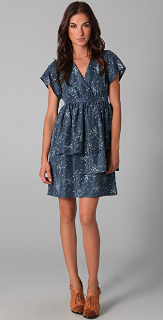 Girl. by Band of Outsiders Birdie Dress