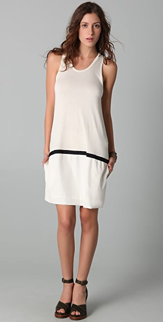 Girl. by Band of Outsiders Tank Dress