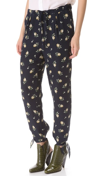 Girl. by Band of Outsiders Floral Pants