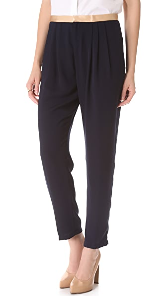 Girl. by Band of Outsiders Cabrini Suiting Pants