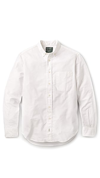 Gitman Vintage Oxford Shirt