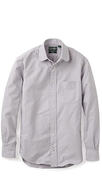 Gitman Vintage Club Collar Oxford Shirt
