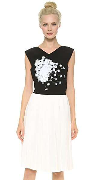 Giulietta Print Sleeveless Top