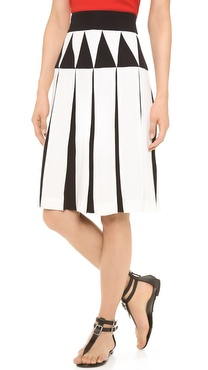 Giulietta Pleated Skirt