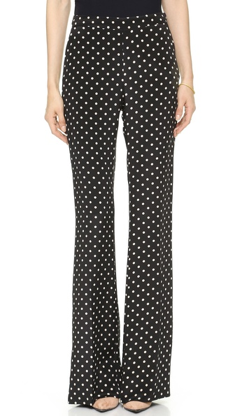 Giulietta Polka Dot Simple Pants