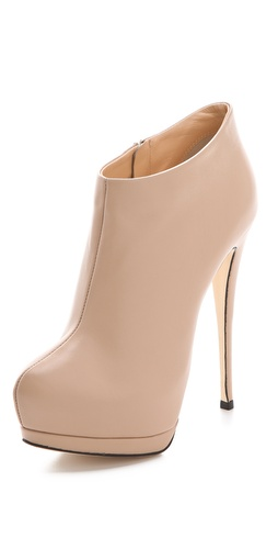 Giuseppe Zanotti High Heel Platform Booties