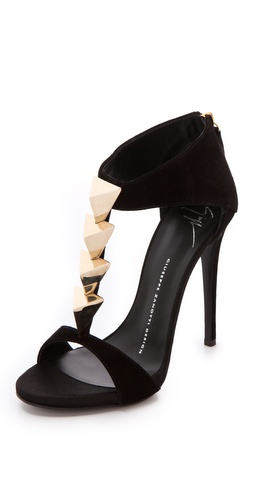 Shop Giuseppe Zanotti Alien Sandals and Giuseppe Zanotti online - Footwear,Womens,Footwear,Sandals, online Store