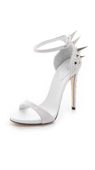 Giuseppe Zanotti Alien Crystal Spike Sandals