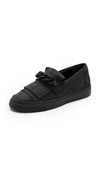 Giuseppe Zanotti Flat Suede Sneakers