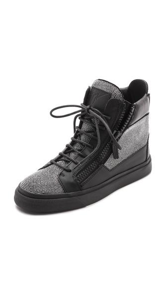 Giuseppe-Zanotti-Studded-London-Zip-Sneakers