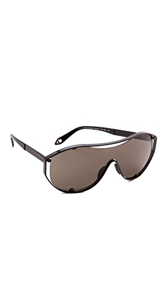 Givenchy Givenchy Shield Sunglasses (Multicolor)