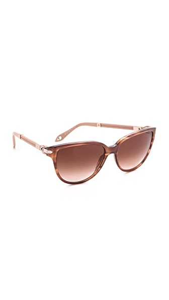 Givenchy Givenchy Cat Eye Sunglasses (Brown)
