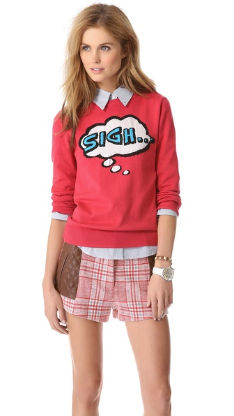 Glamorous Sigh Long Sleeve Sweater