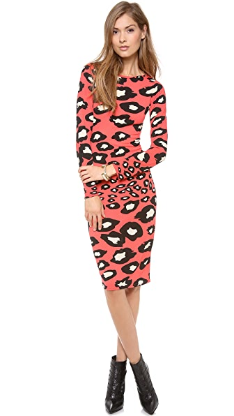Glamorous Leopards Are Sexy Dress