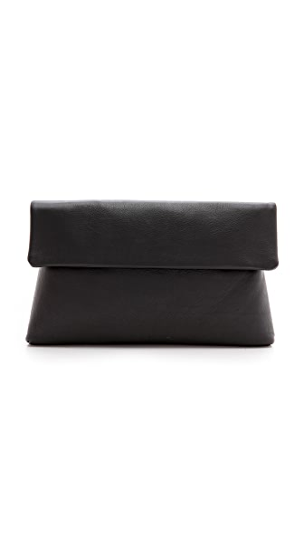 Golden Lane Small Duo Britannia Clutch