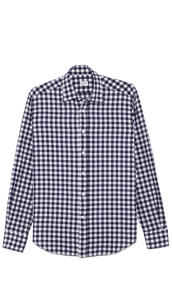 Glanshirt Kent Check Shirt