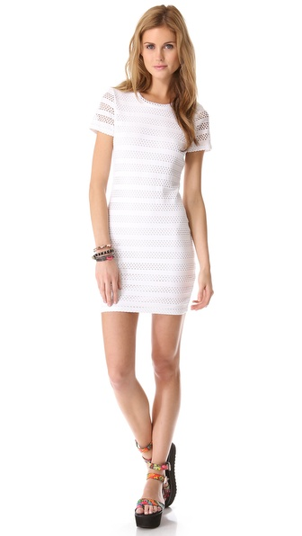 Generation Love Eyelet Dress