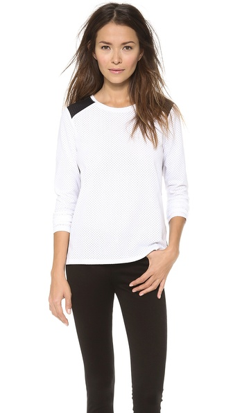 Generation Love Sydney Perforated Combo Top