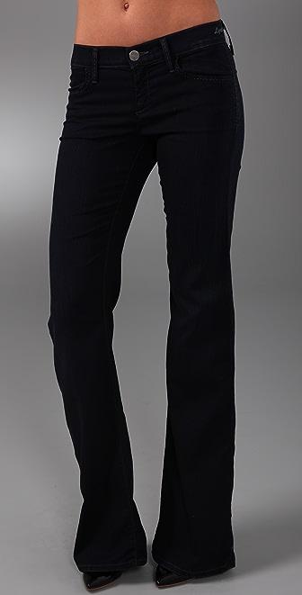 GOLDSIGN Lyric Wide Leg Trouser Jeans