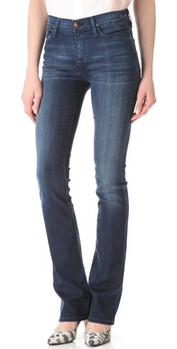 Shop GOLDSIGN Quinn Slim Boot Cut Jeans and GOLDSIGN online - Apparel,Womens,Bottoms,Jeans, online Store