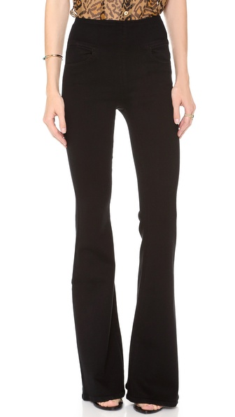 GOLDSIGN Uno Flare Jeans