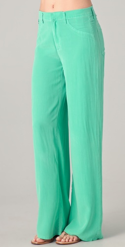 GOLDSIGN Lovesong '80s Wide Leg Pants