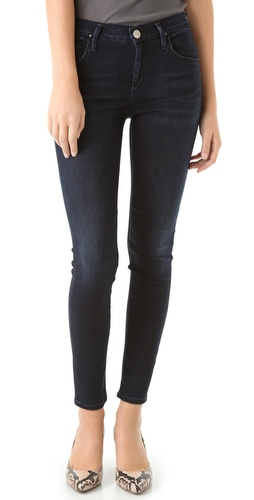 GOLDSIGN Virtual High Rise Jeans