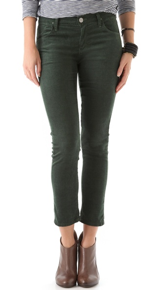 GOLDSIGN Jenny Aubrey Corduroy Pants