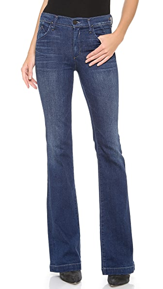 GOLDSIGN Jerry Flare Jeans