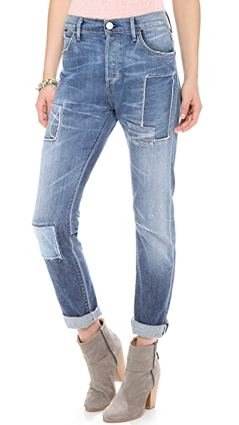 GOLDSIGN Stevie Straight Leg Jeans