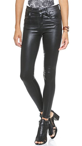GOLDSIGN Virtual High Rise Skinny Jean