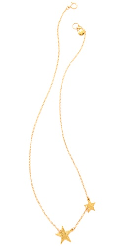 Shop Gorjana Super Star Necklace and Gorjana online - Accessories,Womens,Jewelry,Necklace, online Store