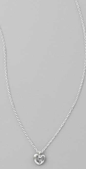 Gorjana Heart to Heart Necklace
