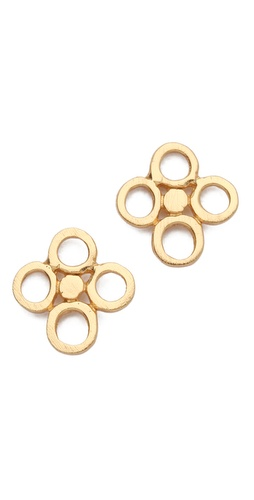 Gorjana Bloom Studs