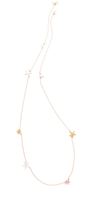 Gorjana Star Mix Necklace