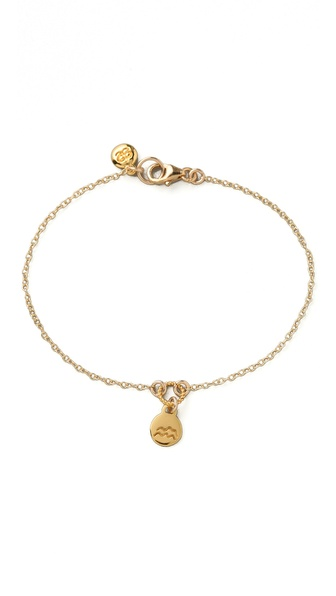 Gorjana Astrology Charm Bracelet