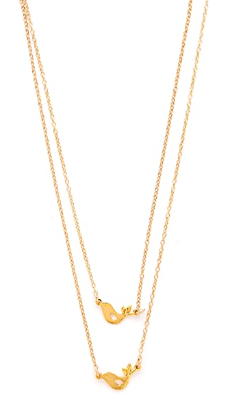 Gorjana Love Bird Necklace