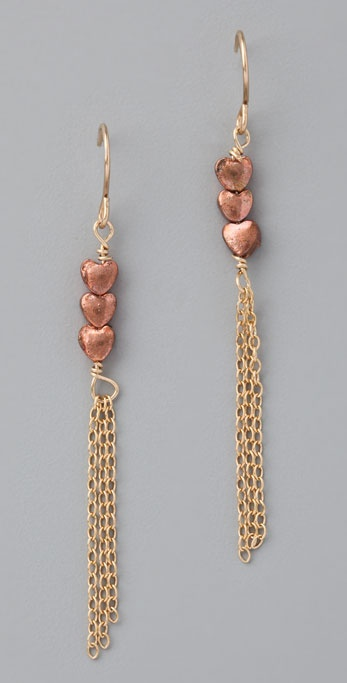 Gorjana Clyde Drop Earrings