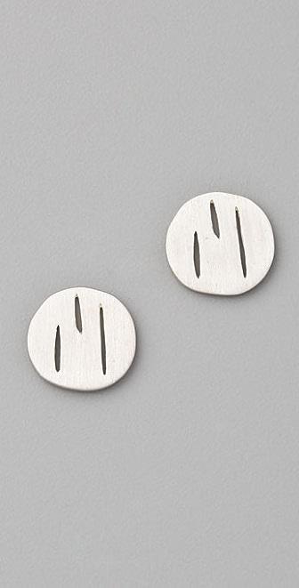 Gorjana Hunter Stud Earrings