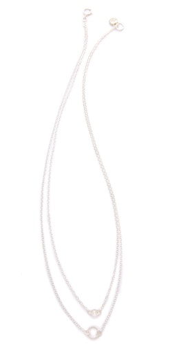 Gorjana Double Rope Necklace