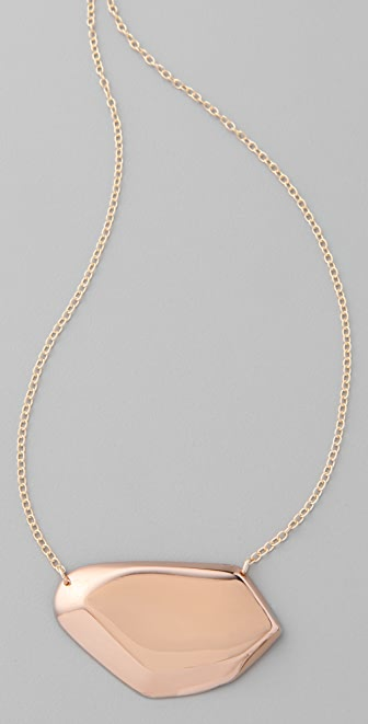 Gorjana Blake Faceted Necklace