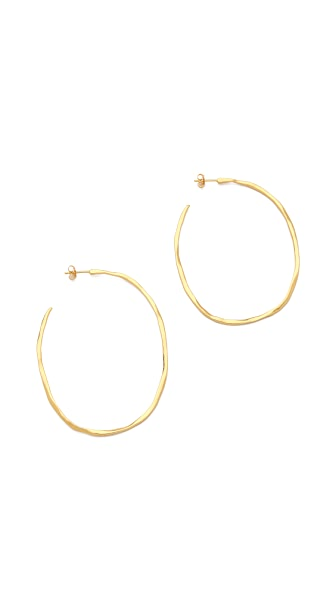 Gorjana Laurel Large Hoop Earrings