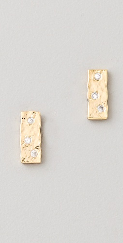 Gorjana Merced Stud Earrings