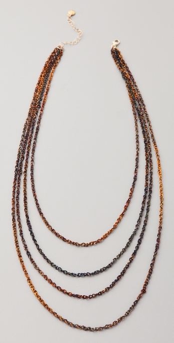 Gorjana Vineyard Multi-Layer Necklace